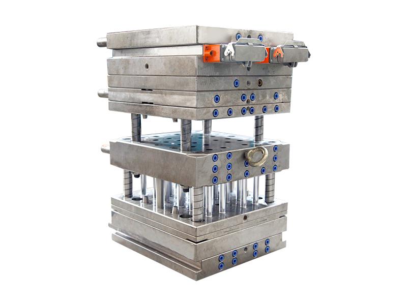 注射器柱塞模具-热流道